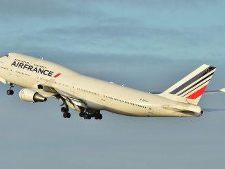 Comment surclasser un vol Air France